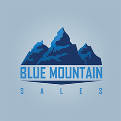 Blue Mountain Sales logo